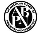 american board of psychiatry and neurology