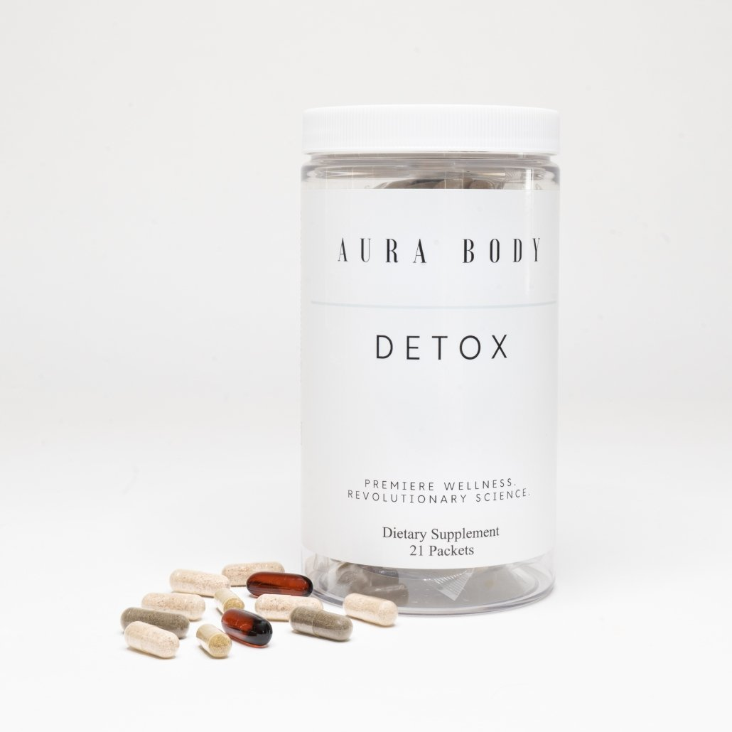 7 Day Detox Supplements
